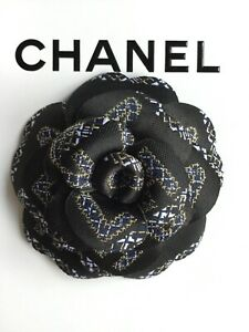 Authentic Chanel Camellia Flower Accessory Christmas 2019 / 2020