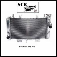Suzuki Hayabusa Gsxr1300r Racing Super Cooling Radiator 2008-2012