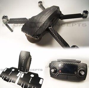 Стикеры набор карбон к коптеру мавик гоночный квадрокоптер с камерой