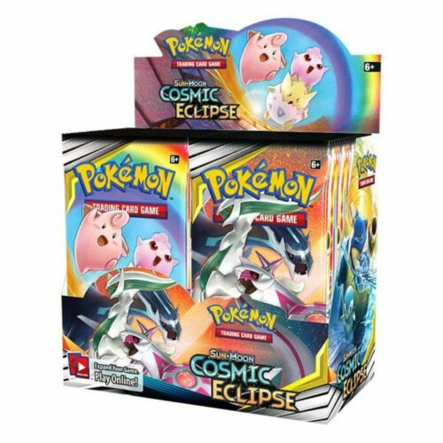 Pokemon TCG sun /& moon 12 Cosmic Eclipse