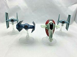 4-Star-Wars-Micro-Machines-Force-Awakens-Imperial-Fleet-Mandalorian-Hasbro-Lot
