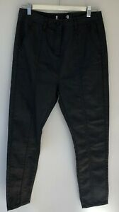 Camilla-And-Marc-Pattie-Smith-Black-stretch-Jeans-RRP-300-Size-8-HIGH