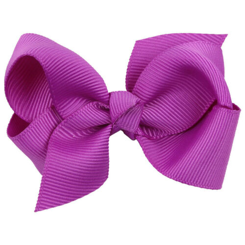 6 Inch Girl Baby Lovely Boutique Hair Accessory Knot Hair Bow Alligator Clip
