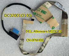 NEW for DELL ALIENWARE M17X R5 RANGER LVDS LCD CAMERA CABLE DP/N FNH0H 0FNH0H