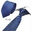Classic-Red-Black-Blue-Mens-Tie-Paisley-Stripe-Silk-Necktie-Set-Wedding-Jacquard thumbnail 33