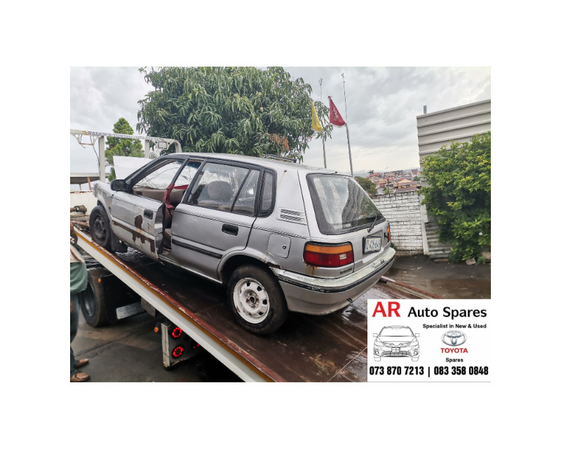 Toyota Conquest tazz stripping for spares