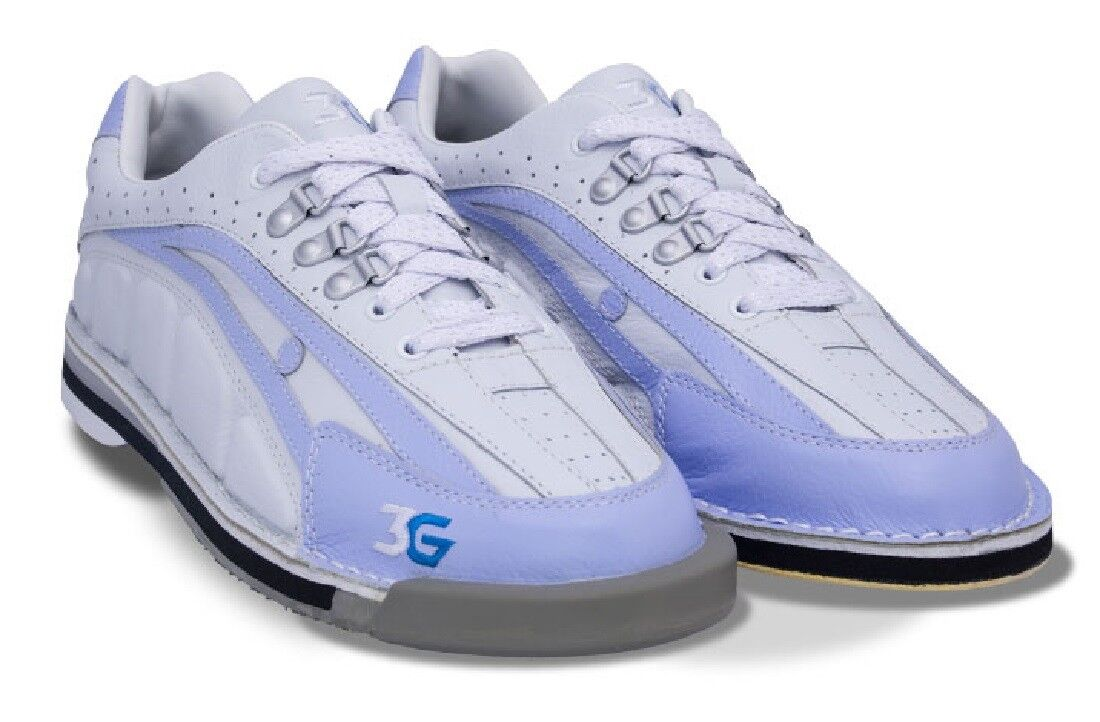 Lady 3G 900 Global Tour Ultra Bowling shoes with Soles and Heels Size 6-11 RH