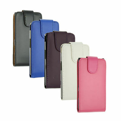 Brand New Magnetic Leather Flip Case Pouch Cover For Various Nokia Lumia Models