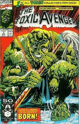 The Toxic Avenger # 1 (USA, 1991)