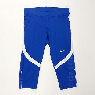 Acquista A Buon Mercato Nuovo Nike Donna Media Potenza Race Day Blu Capri Leggings Running Tight 835965