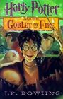 Harry Potter and the Goblet of Fire by J K Rowling (Hardback, 2000)
