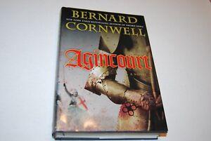 Agincourt-by-Bernard-Cornwell-2009-Hardcover-1st-1st