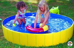 Pataugeoire Enfants Piscine pour enfants Piscine pour bébés Piscine pliable Amusement aquatique Élément aquatique Chi60014