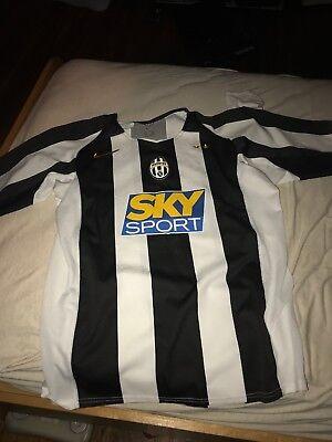 Zlatan Ibrahimovic Juventus Jersey Nike Home Size Medium Vintage Rare Soccer Ebay