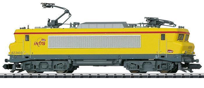 Minitrix Spur N 16004 multifunzionali locomotiva serie BB 22200 della SNCF