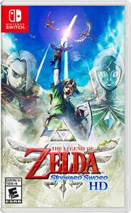 The Legend of Zelda: Skyward Sword HD - Nintendo Switch Lite, Nintendo Switch
