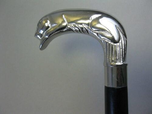 Vintage Style Nautical Brass Handle Designer Canes~Antique Wooden Walking Stick