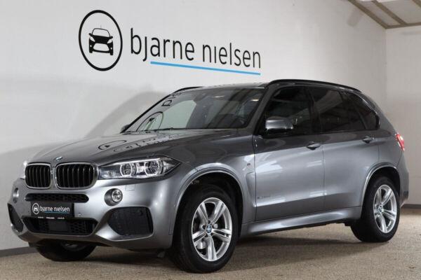 BMW X5 3,0 xDrive30d aut. billede 0