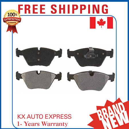 FRONT CERAMIC BRAKE PADS FOR BMW Z4 3.0Si /& M 2006 2007 2008 D946