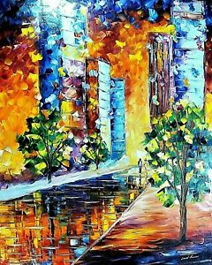 Download Original Leonid Afremov Paintings Images