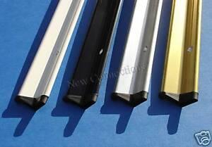 Image is loading Exitex-Aluminium-Rain-Deflector-Drip-Bar-for-Upvc- & Exitex Aluminium Rain Deflector Drip Bar for Upvc u0026 Timber Doors | eBay