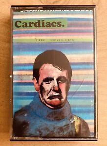 (Very Rare Retro Cassette Tape!) Cardiacs: The Seaside [ALPH.0001]