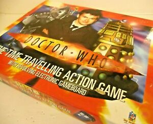 Doctor-Who-Time-Travelling-Action-Board-Games