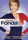 Jane Fonda Prime Time Fit & Strong 0031398125624 DVD Region 1