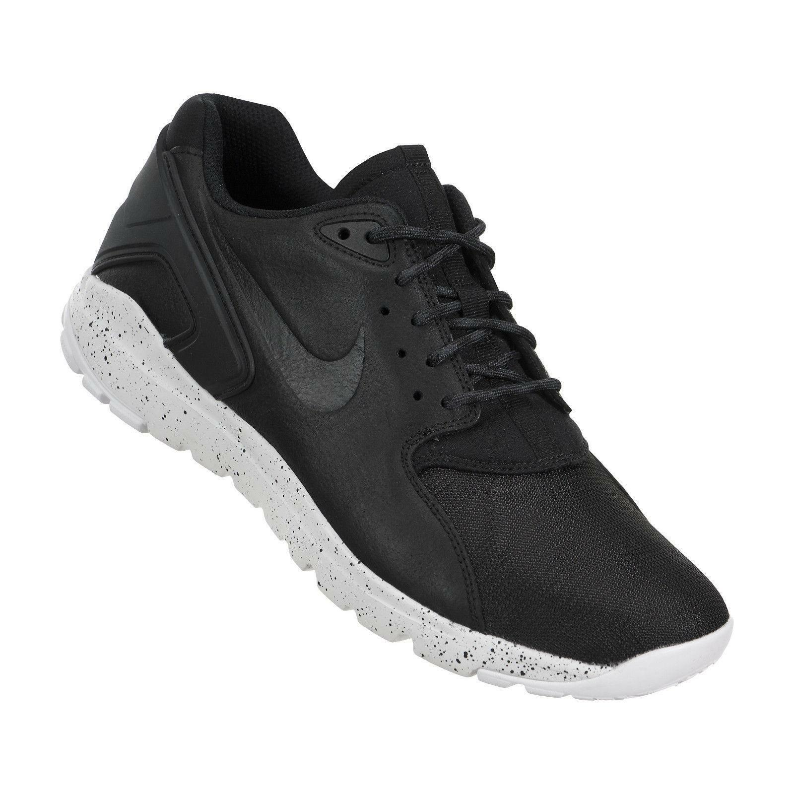 Homme Nike Koth Ultra Low Cuir Noir Baskets 749486 001