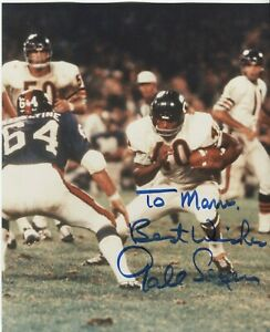 Gale-Sayers-Chicago-Bears-Signed-Autographed-8X10-w-COA-071019DBT