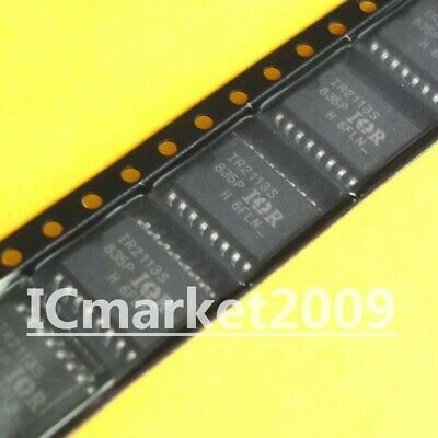 10PCS IR2110S HIGH AND LOW SIDE DRIVER SOP-16