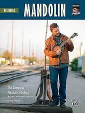 The Complete Mandolin Method -- Beginning Mandolin: Book & CD by Greg Horne...