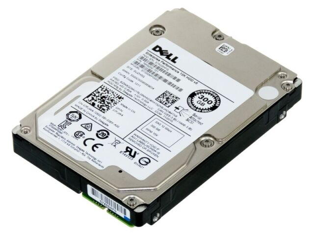 "DELL 07FJW4 300GB 15k 12Gb SAS 2.5"" 7FJW4"
