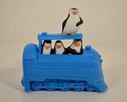 "2012 Penguins Train 3.25/"" McDonald/'s Action Figure #4 Madagascar 3 Circus"