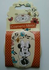 NUOVO con etichetta DISNEY MINNIE MOUSE compatto cosmetici make-up Borsa Pocket Mirror Regalo