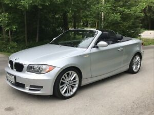 2008 BMW 128i CONVERTIBLE 12,500 CERTIFIED