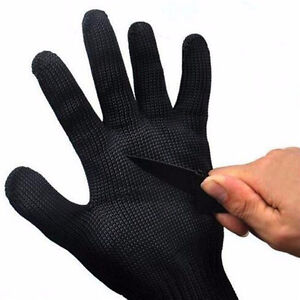 Cut-Resistant-Gloves-Army-Grade-Safety-1-Pair-Work-Heat-Anti-Abrasion-NEW