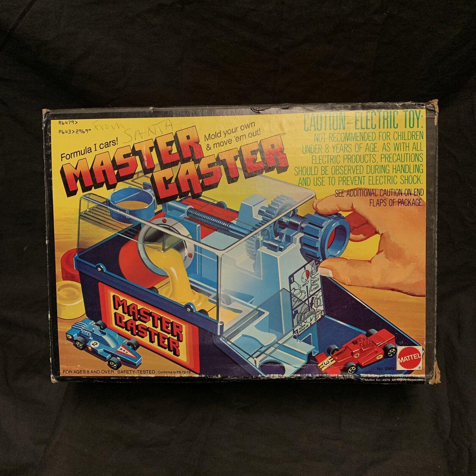 Master Caster  Formula 1 Vintage 1979 Mattel Hot Wtalons  économiser jusqu'à 80%