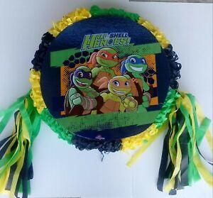 Ninja-Turtle-Pinata-Birthday-Party-Game-FREE-SHIPPING