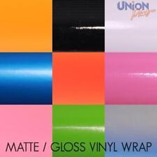 Matte Vinyl Wrap Gloss Vinyl Wrap Airbubble Free Black White Red Car Sticker