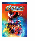 DCs Legends of Tomorrow: The Complete Second Season (DVD, 2017, 4-Disc Set, NTSC)