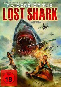 Raiders-of-the-Lost-Shark-DVD-2014-Catherine-lids-Tone-Jessica-huether