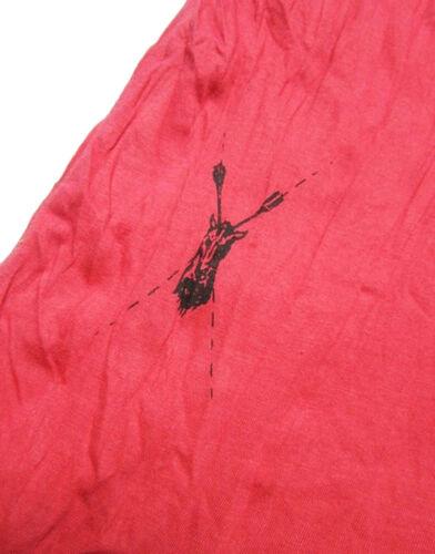 PKTS055 Pearly King Men/'s MINUS T-Shirt Red