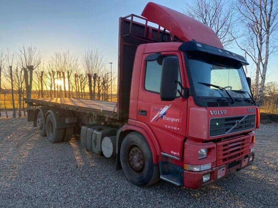 Volvo FM12 340, årg. 2000, km 641000