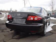 JSP 368015 Mazda 6 Sedan Rear Spoiler Primed 2003-2008 Factory Style
