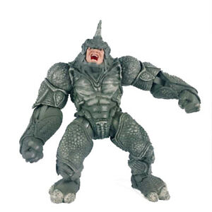 Marvel-Universe-Power-Charge-Rhino-Spider-man-Avengers-4-5-034-Action-Figure