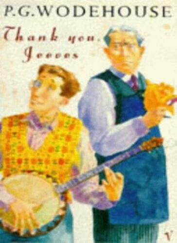 1 of 1 - Thank You, Jeeves,P. G. Wodehouse- 9780099496304