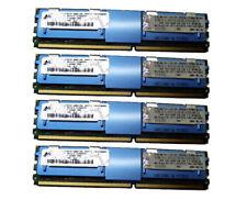 4Rx8 PC2-6400 4x4GB Micron MT36HTF51272FDY-80EE1D6 Memory RAM