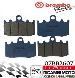 REAR BRAKE PADS SET BMW R 1200 GS 2013 /> BREMBO FRONT
