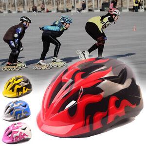 Kinder BMX Helm Skaterhelm Fahrradhelm Air Wing Jugend MTB Helm Verstellbar